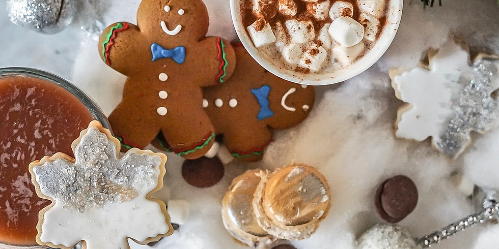 Toast & Twirl Workshop - Holiday Edition