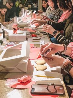 Toast & Twirl Workshop - Galentine's Day