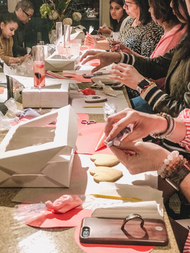 Toast & Twirl Workshop - Galentine's Day