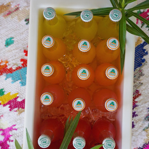 Rainbow Color Party – Cooler DIY