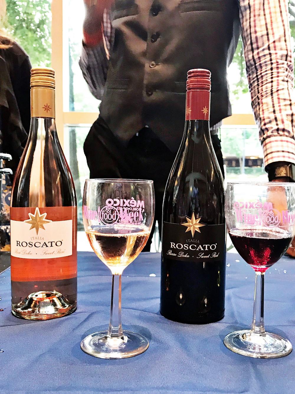 Roscato Brand Wines
