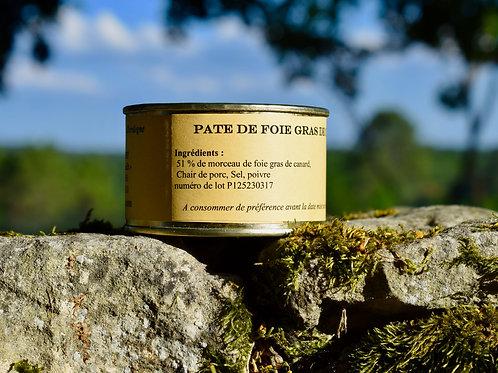Pâté de Foie Gras de Canard 125gr