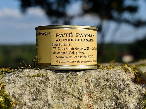 Pâté Paysan 180 gr