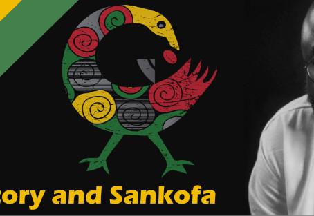 Black History Ain't Ova...Sankofa