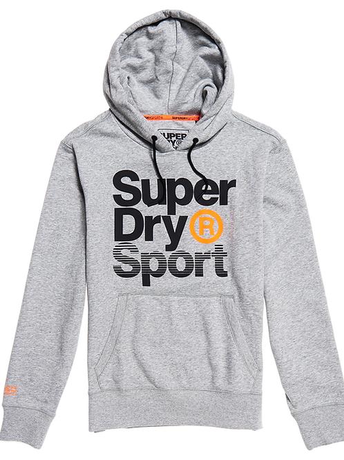Superdry - Overhead Hoody gris