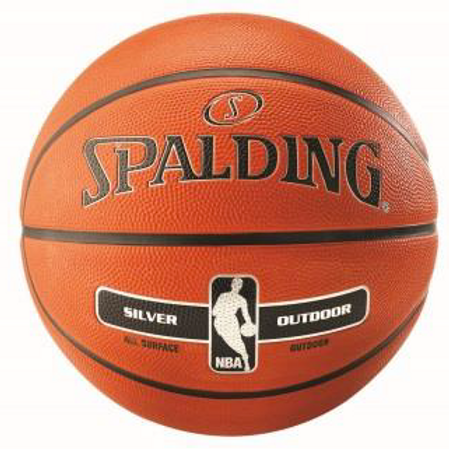 Spalding - NBA SILVER SERIES RUBBER T5