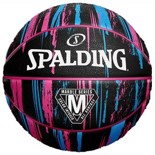 Spalding - Marble Pink T6
