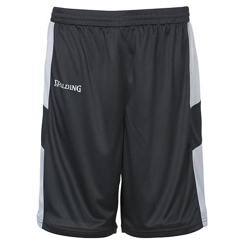 Spalding - All Star Short noir-blanc