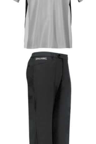 Spalding - tenue arbitrage pantalon + vareuse Pro
