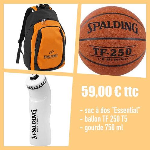 "Pack Player ""Advanced"" ballon T5"