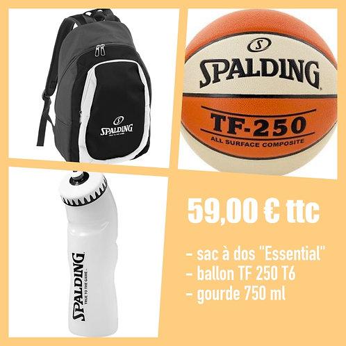 "Pack Player ""Advanced"" ballon T6"