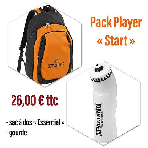 "Pack Player ""Start"""