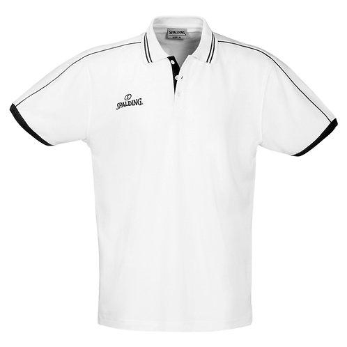 Spalding - Polo blanc