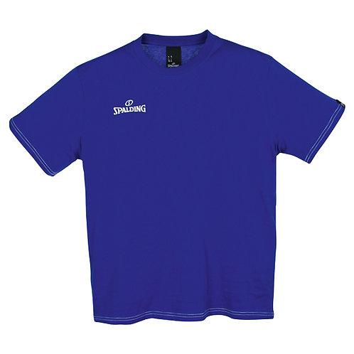 Spalding - 4Him TEAM II T-Shirt bleu royal