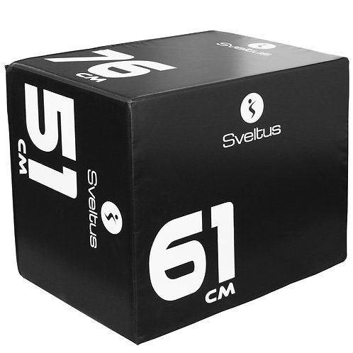 Sveltus - Jumpbox mousse 51x61x76