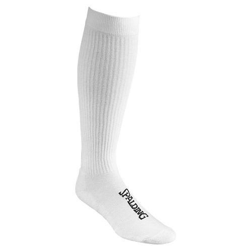 Spalding - chaussettes hautes blanches