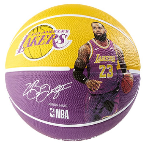 Spalding - Players Ball -  Lebron James T5