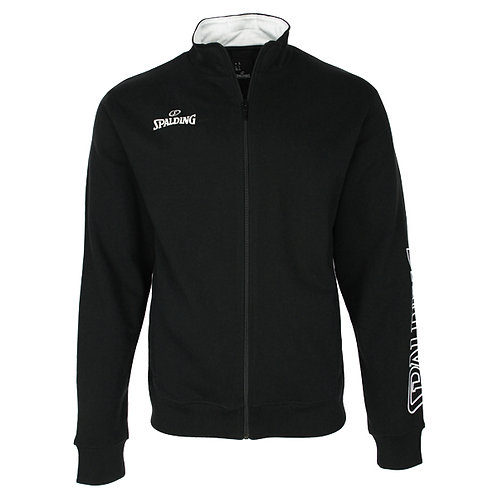 Spalding - Adult TEAM II Zipper Jacket noir