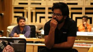 Recording Day 1 At #yashraajstudio #mohammedirfan #puneetdixit_My 1st Song For Movie Sushashan