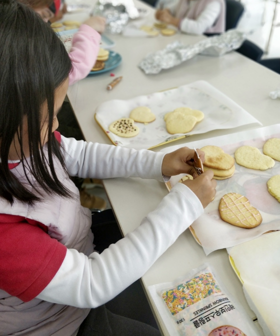 Hyundai Foreign School Baking Up A Storm