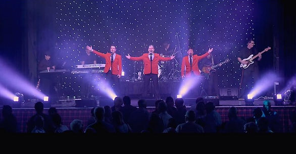 The Jersey Notes | Scotland's Premier Jersey Boys Tribute