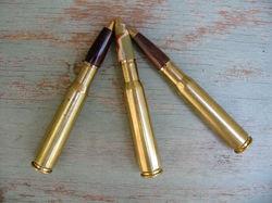 50 Caliber Twist Pens