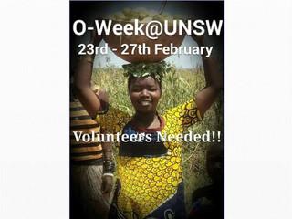 Volunteers Needed!!
