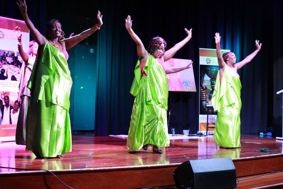 Inkumburwa Traditional Dancers