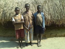 Our kids in Oyam