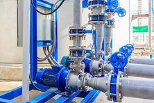industrial-motor-water-pump-water-pipes.