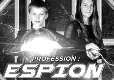 Profession : Espion