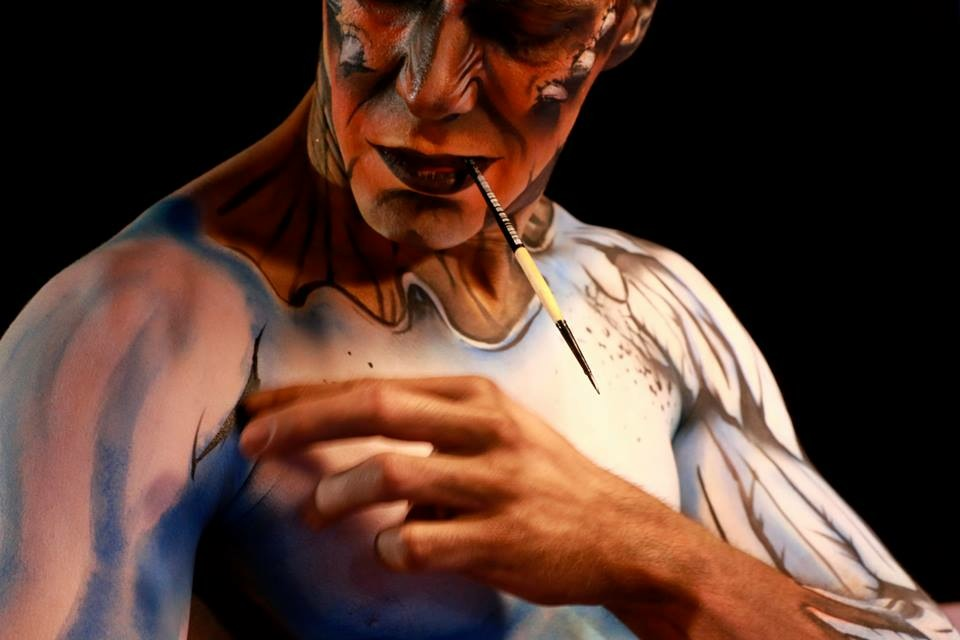 Auto Body painting Event Bar