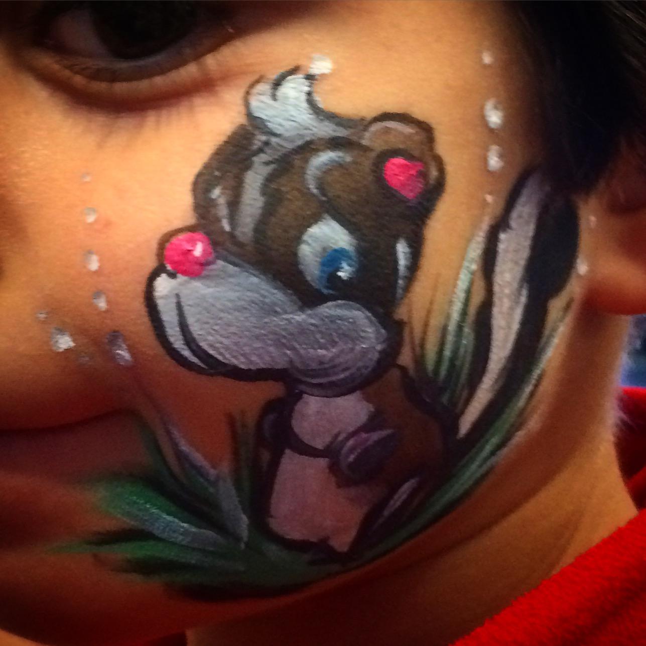 Maquillage pour enfant Event