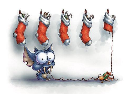 Le buffet de Noël