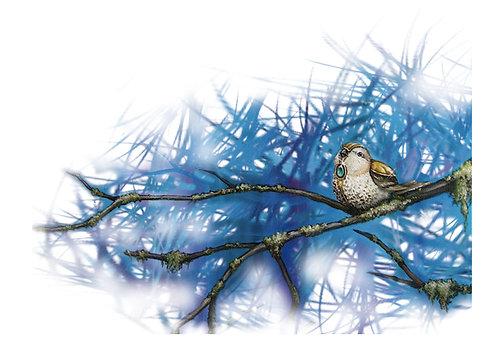 L'oiseau Guerrier
