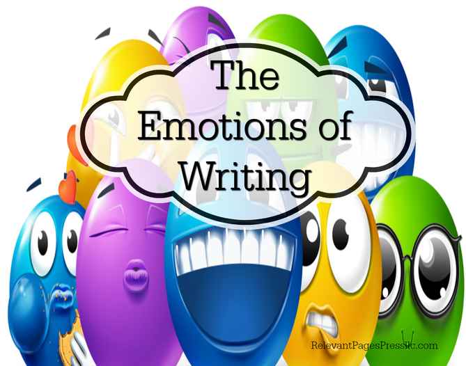 The Emotions of Book-Writing