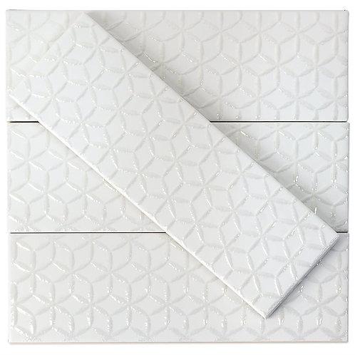 Floral Blanco Matte