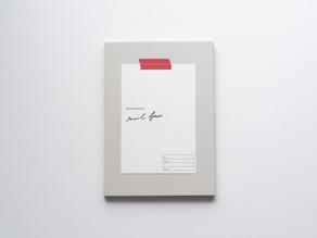 NEW ZINE 「mail box」