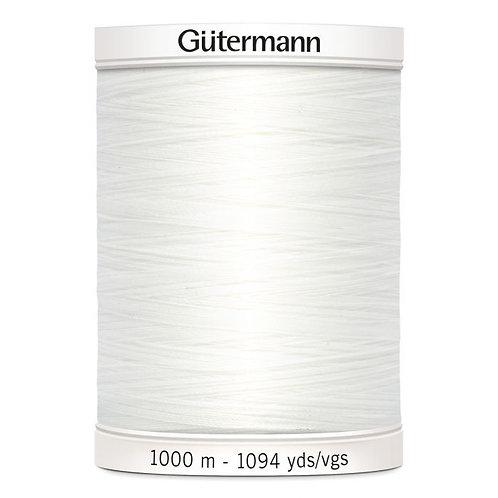 Allesnaaigaren Guterman 1000m wit