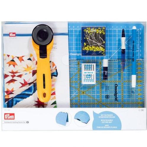 Prym patch & quiltingstarter kit