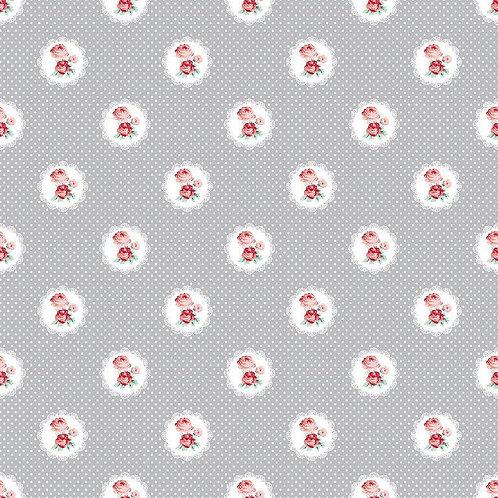 Roosjes en mini dots