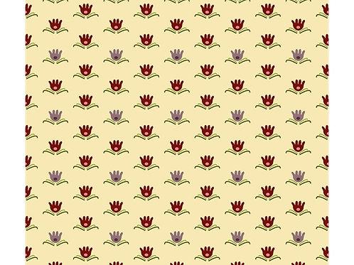 EQP Water lily ecru