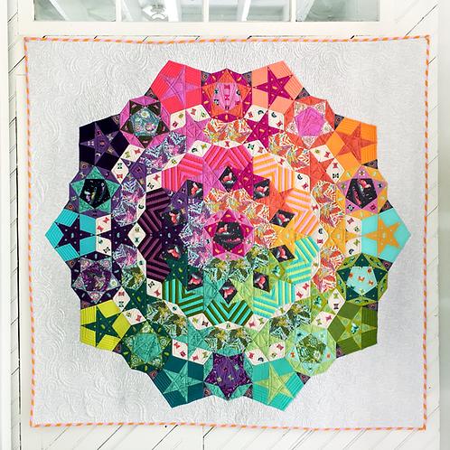 Tula nova paper pieces en patroon