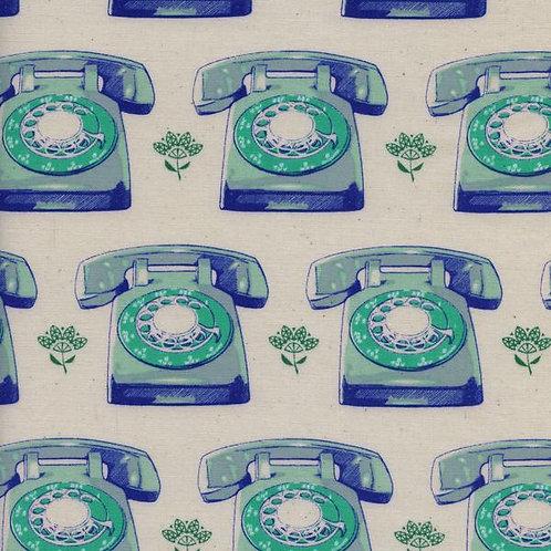 telephones aqua