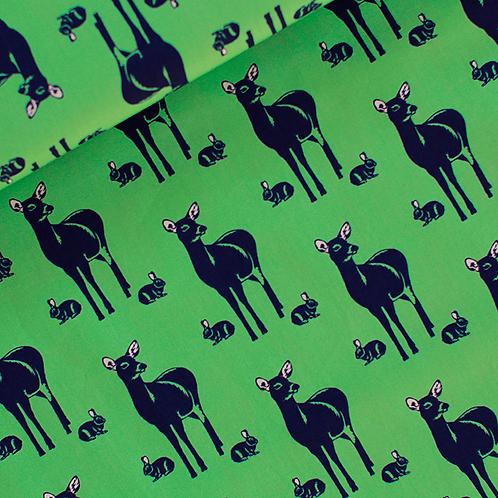Oh deer groen