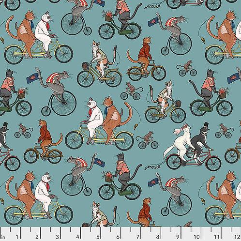 Katten op de fiets (Cat tales)