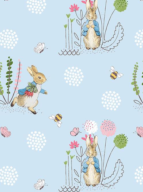 Peter Rabbit Lichtblauw