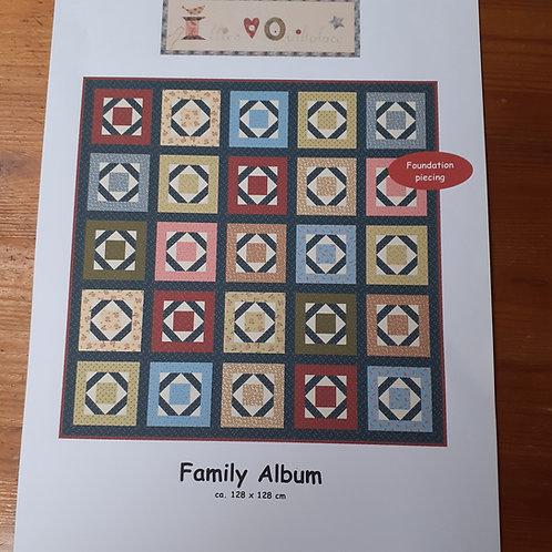 EQP Family album patroon