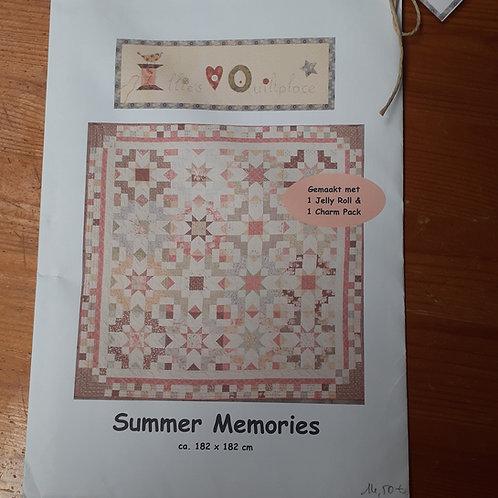 EQP Summer memories patroon