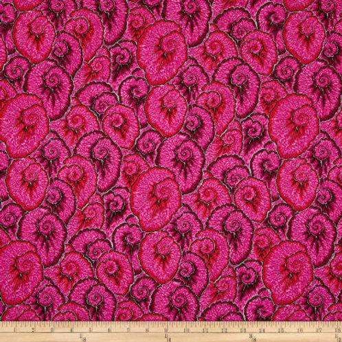 curlique pink